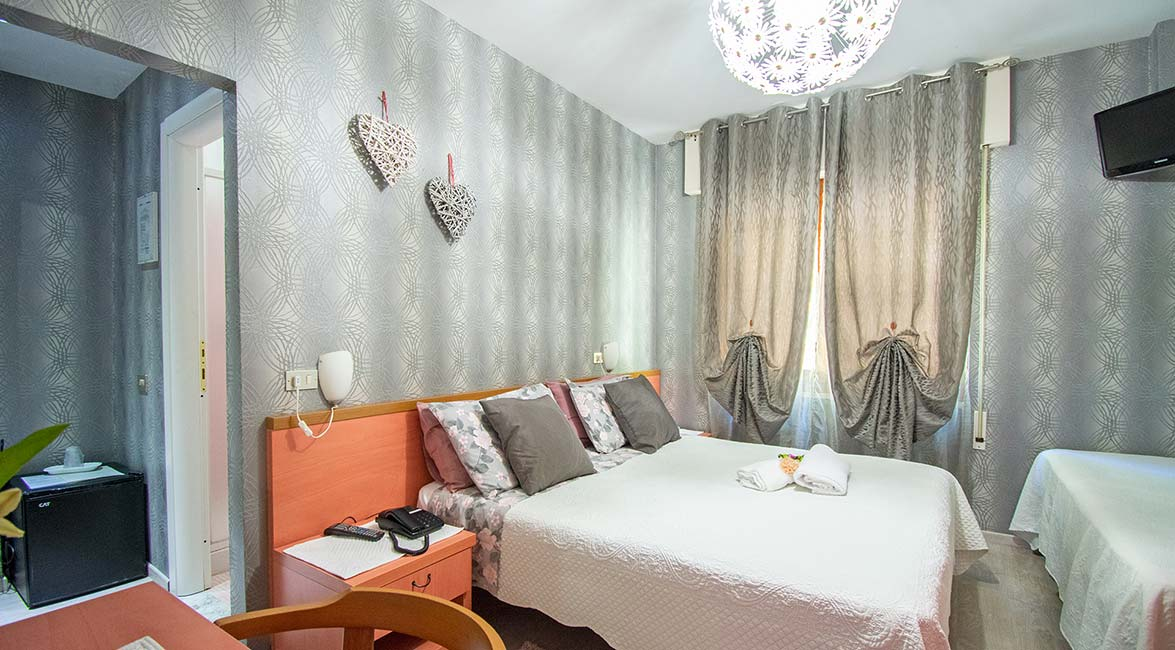 Triple Room - Manuela Hotel Cinquale